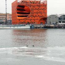 Le quai de Saône à hauteur  de La Confluence / Photo: Anik Couble
