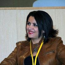 Fouziya Bouzerda, Avocate, Vice-présidente du Club Rhône-Alpes Diversité - Photo © Anik COUBLE