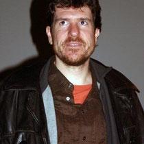 """Jean-Paul GUYON, réalisateur du film  """"Sommeil Blanc"""" / Photo : Anik COUBLE"""