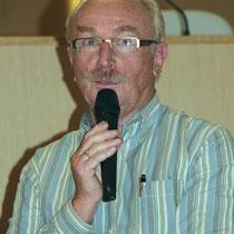 Jean-Michel Rivet, porte parole de l'atelier citoyen - Lyon - 0ctobre 2011  © Anik COUBLE