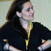 """Olivia CATTAN, journaliste,  présidente de """"Paroles de Femmes"""" - Photo © Anik COUBLE"""