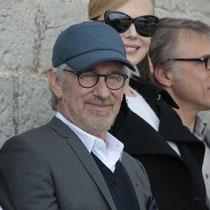 Steven Spielberg, Président du Jury - Festival de Cannes 2013 © Anik COUBLE