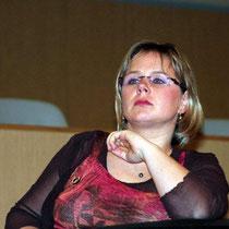 Cécile CUKIERMAN, conseillère régionale et sénatrice de la Loire - Photo © Anik COUBLE