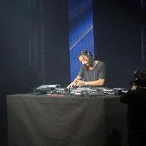 Bob Sinclar - Lyon - 25 avril 2012 © Anik COUBLE
