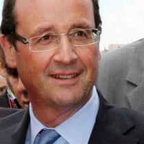 François HOLLANDE - Lyon 2011 © Anik COUBLE