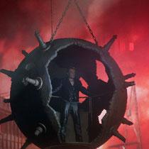 Johnny Hallyday - Lyon - Juin 2012 © Anik COUBLE