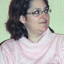Myriam Yllamola, porte parole de l'atelier citoyen - Lyon - 0ctobre 2011  © Anik COUBLE