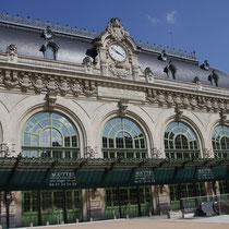 Ancienne gare des Brotteaux - Lyon - Photo © Anik COUBLE
