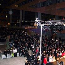 Un public de 1 200 personnes - Photo © Anik COUBLE