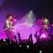 LMFAO en concert à Lyon, le 12 mars 2012 / Photo : Anik Couble