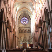 Cathédrale St Jean - Lyon - Photo © Anik COUBLE
