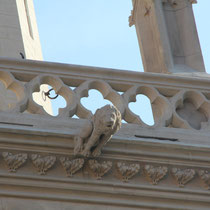 Cathédrale St Jean - Lyon - Photo © Anik COUBLE