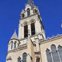 Eglise Ste Blandine - Lyon - Photo © Anik COUBLE