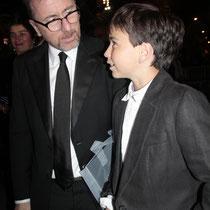 Tim Roth et Alan Badaoui - Couble - Festival de Cannes - 2012 - Photo © Anik COUBLE