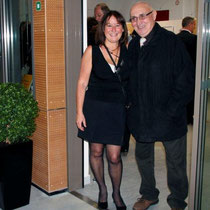 Anik Couble et Jean Depardon - Lyon - Novembre 2012