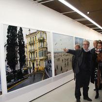 Thierry Fremaux et  Claudine Nougaret  - Lyon - Novembre 2012 © Anik COUBLE