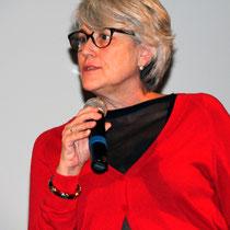 Claudine Nougaret - Institut Lumière - Lyon - 2013 © Anik COUBLE