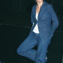 """Sophie Laloy, réalisatrice du film """"Je te mangerai """"  / Photo Anik Couble"""