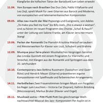 Musikzeit Epiphanien 2020 – DIN lang Flyer Rückseite