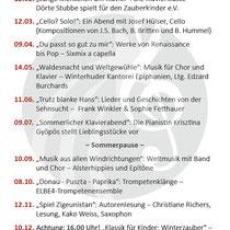 Musikzeit Epiphanien 2017 – DIN A6 Flyer Rückseite