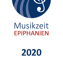 Musikzeit Epiphanien 2020 – DIN lang Flyer Vorderseite