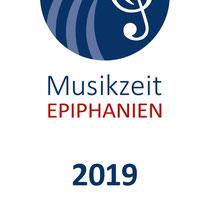 Musikzeit Epiphanien 2019 – DIN lang Flyer Vorderseite