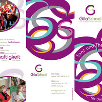 GilaSchool – DIN lang Folder außen
