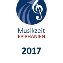 Musikzeit Epiphanien 2017 – DIN A6 Flyer Vorderseite