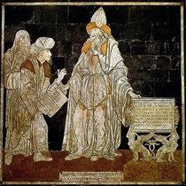 Hermès Trismégiste - Cathédrale de Sienne