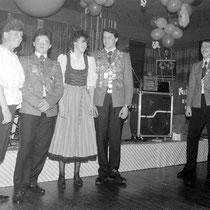 Frau Waldhör, Johann Waldhör, Andrea Wiedenmann, Anton Nirschl