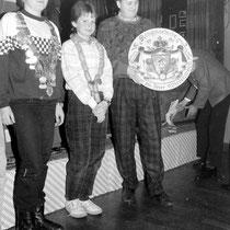 Helmut Rauh, Werner Beisch, Peter Wiedenmann