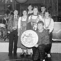 Peter Kohler, Renate Rock, ... Michael, Helmut Rauh, Peter Wiedenmann, Reinhard Fried, Werner Beisch