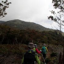 権現山からホッケ山