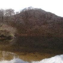 夜叉が池周辺は