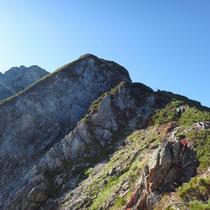 楽しい岩登りtimeの始まり