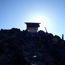 飛騨頂上神社