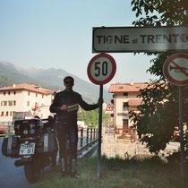 Tione di Trento (565 m)  46° 2′ 0″ N, 10° 44′ 0″ O