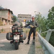 Fenestrelle (1.215 m)  45° 2′ 0″ N, 7° 8′ 0″ O