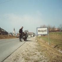 Wenigzell (831 m) 47° 25′ 32″ N, 15° 47′ 10″ O
