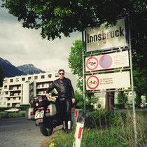 Innsbruck (574 m)  47° 16′ 2″ N, 11° 23′ 34″ O