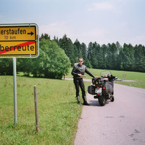 Oberreute (857 m)  47° 34′ N, 9° 57′ O