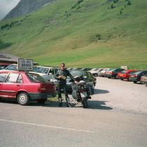 Col des Aravis (1498 m)  45°52′21″ N, 6°27′53″ O