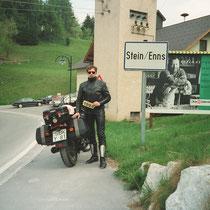 """Stein a. d. Enns (667 m) 47° 26' 10.248"""" N 13° 56' 26.16"""" O"""