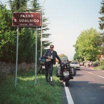 """Passo San Udalrico (584 m)  45° 58' 22.5372"""" N, 10° 58' 27.3684"""" O"""