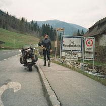 Bad Kleinkirchheim (1087 m)  46° 48′ 49″ N, 13° 47′ 34″ O