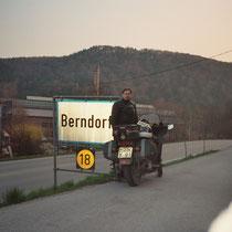 Berndorf (314 m) 47° 56′ 34″ N, 16° 6′ 13″ O