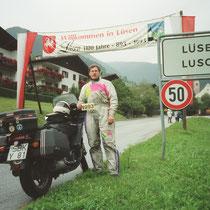 Lüsen (italienisch Luson) (985 m)  46° 45′ N, 11° 46′ O