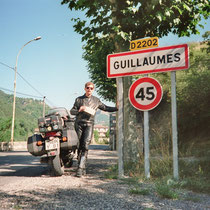Guillaumes (792 m)  44° 5′ N, 6° 51′ O