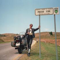 Passo Coe (1.610 m)  45° 52′ 32″ N, 11° 13′ 15″ O
