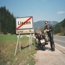 Liezen (664 m)  47° 34′ 0″ N, 14° 14′ 0″ O